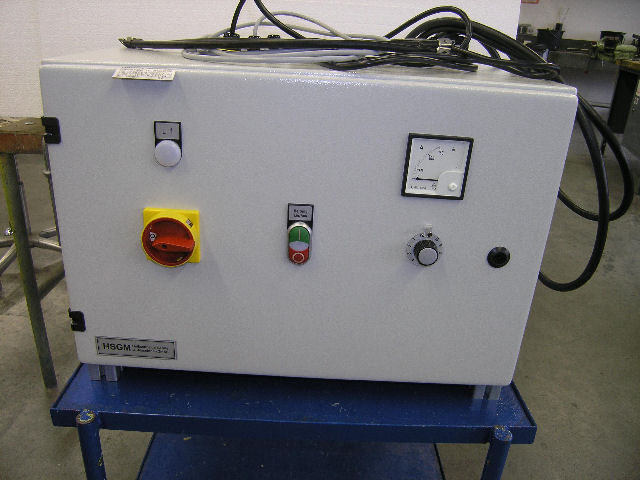 HSGM power source for polystyrene cutting table_vb3