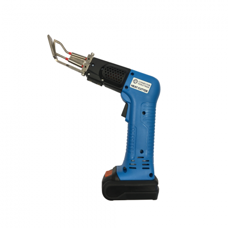 CWT Cordless heat cutter incl. cutting foot/guide & CWT R-blade