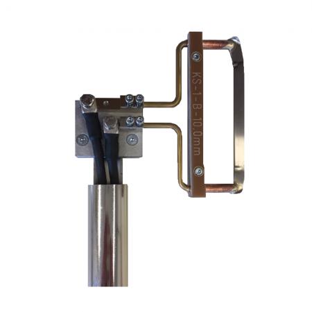 HSGM Seal-Fork MS-1-90° met handvat & kabel
