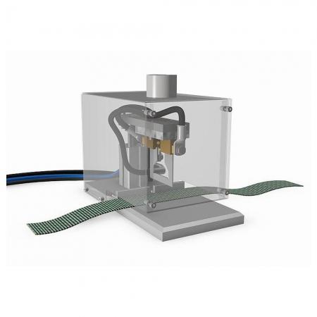 HSGM HSG-GMN-V-E-K Semi-automatic cutting machine